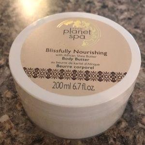 Avon Planet Spa blissfully nourishing body butter